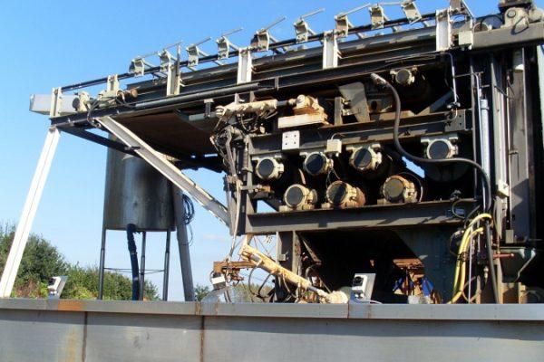 Maris Projects mestverwerkingsmachines