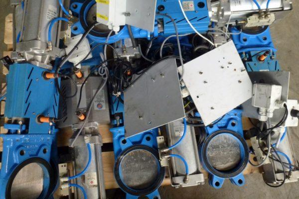 Maris Projects - Tweedehands machines