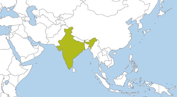 Maris Projects projecten India